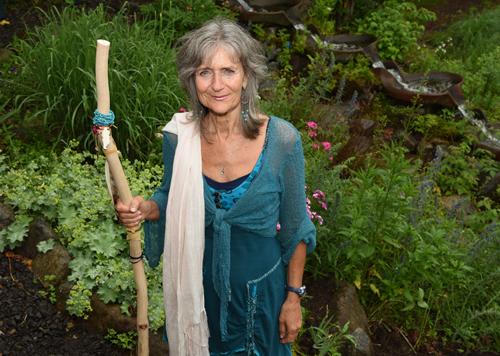 Amira Proulx - Grand-mère de la Chaumière Fleur Soleil