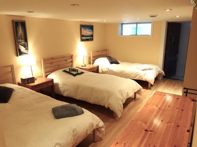 Chambre dortoir la Myosotis