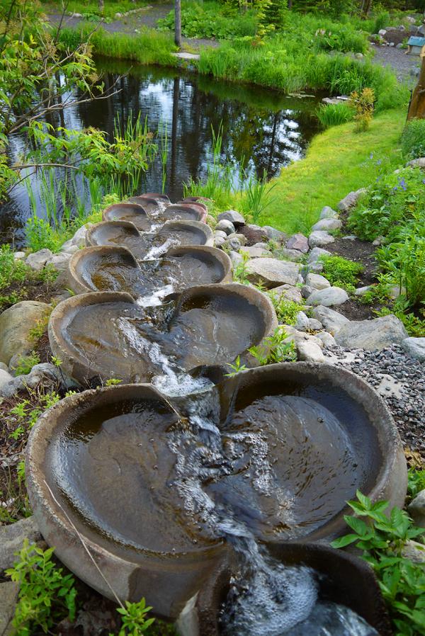 Les Vasques d'eau