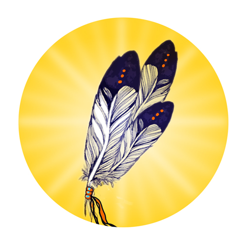Le Vol de l'Aigle - Atelier 1- Arc-en-Ciel de Vie