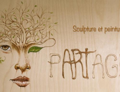 pARTage – Une exposition en plein air à la Chaumière Fleur Soleil à Val-David